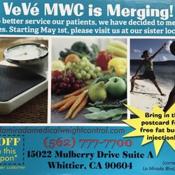 Veve Medical Weight Control Closed 11 Photos Weight Loss