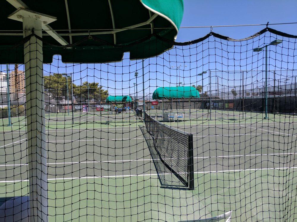 Bally's Tennis Shop