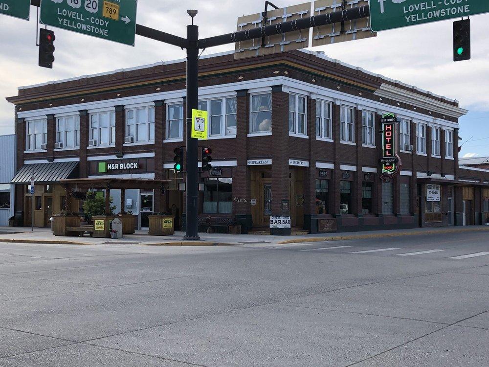 Historic Hotel Greybull: 600 Greybull Ave, Greybull, WY