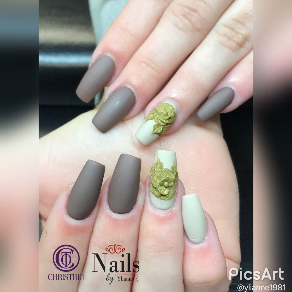 Photo Of Nails By Ylianne Naples Fl United States Set Acrylic