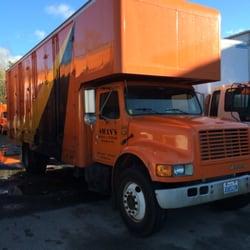 Photo Of Swanu0027s Moving U0026 Storage Co   Bellingham, WA, United States