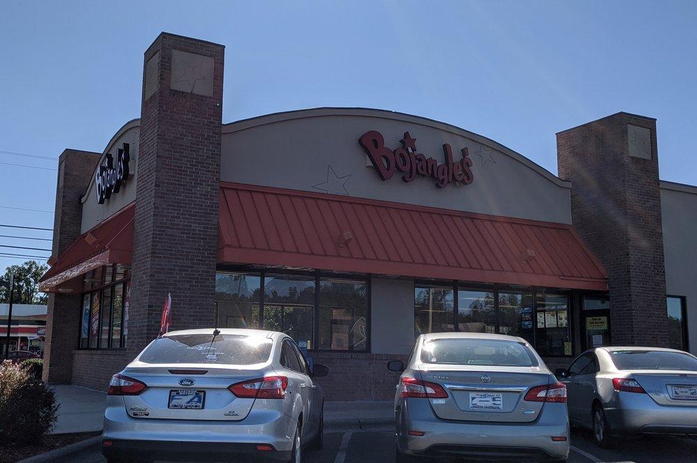 Bojangles #766: 418 W Church St, Richfield, NC