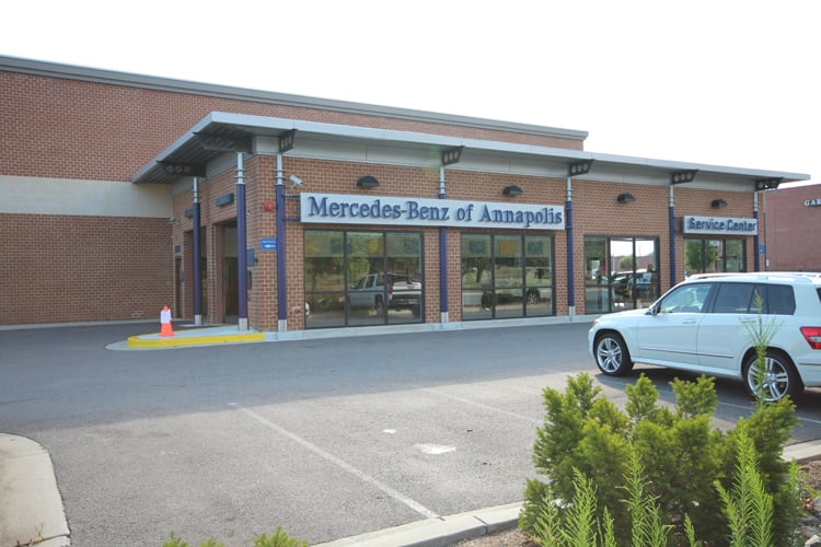 Photo Of Mercedes Benz Of Annapolis Service   Annapolis, MD, United States