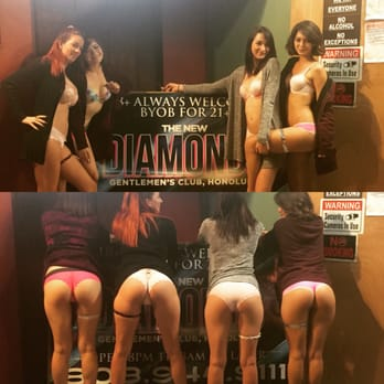 Diamonds strip clubtoledo consider, that