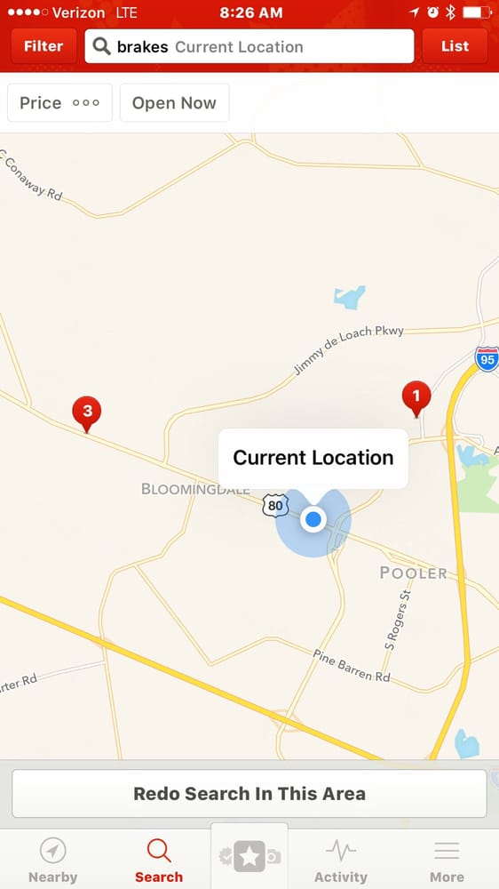 Elton's Automotive Diagnostic & Repair: 1722 E US Hwy 80, Bloomingdale, GA