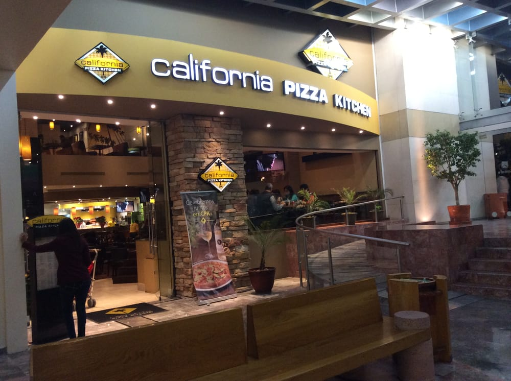 California Pizza Kitchen Pizza Centro Comercial Santa F Local 581 M Xico D F Mexico