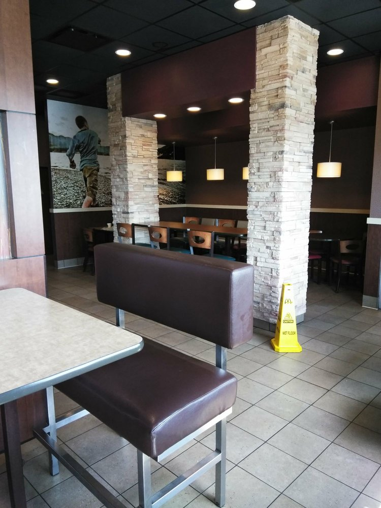 McDonald's: 100 Judd St, Perham, MN