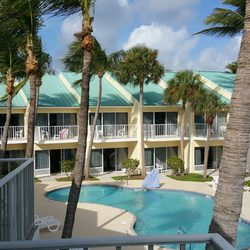 Photo Of Jupiter Waterfront Inn Fl United States View From Our
