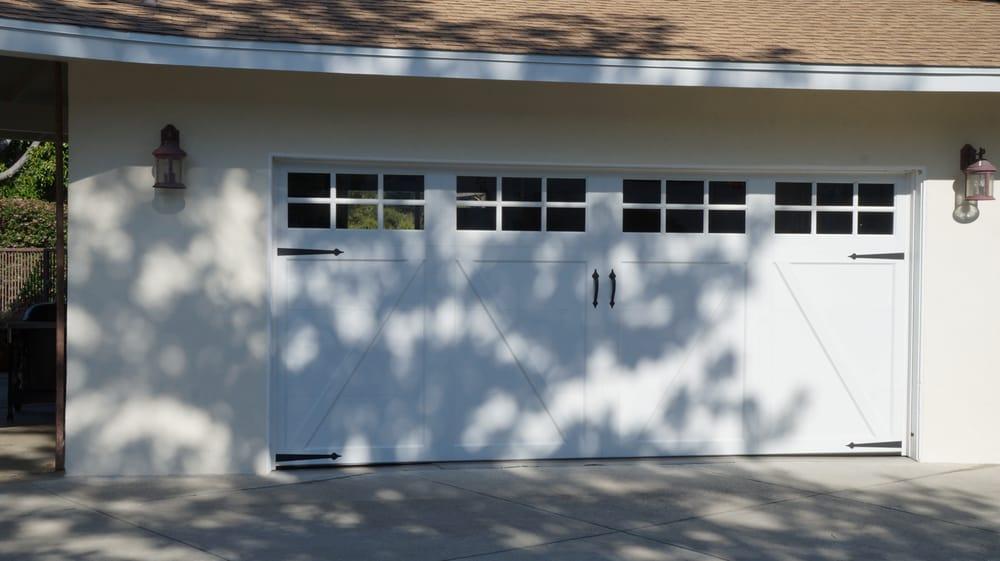 Completed Garage Door Yelp