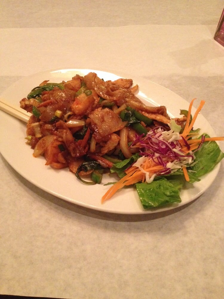 Fort Worth Thai Food Delivery