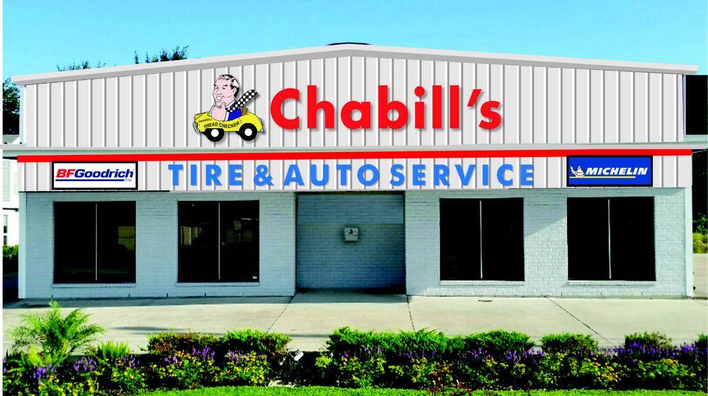 Chabill's Tire & Auto Service: 13260 US-90, Boutte, LA