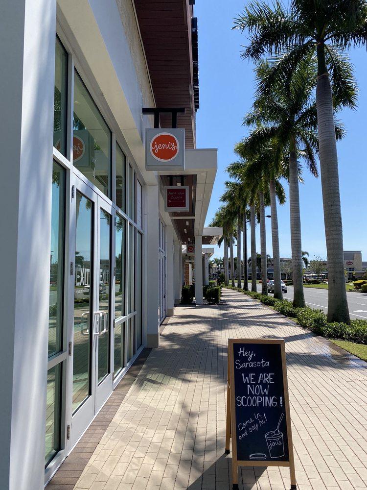 Jeni's Splendid Ice Creams: 190 N Cattlemen Rd, Sarasota, FL