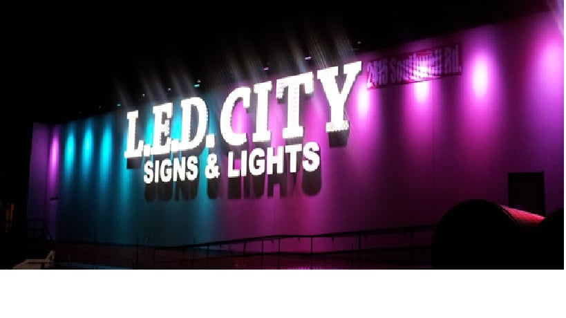 LED City - Signs & Lights