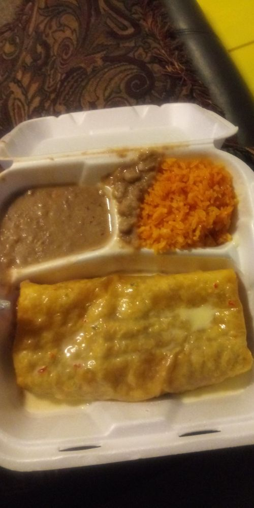 Mexican Express: 1664 S Lafayette St, Shelby, NC
