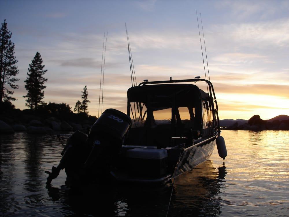 Sierra Fin Addicts Fishing  Charters