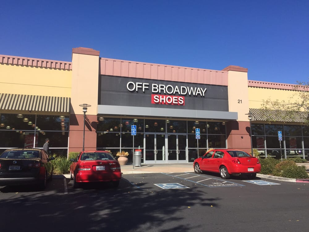 Off Broadway Shoes Store Near Me