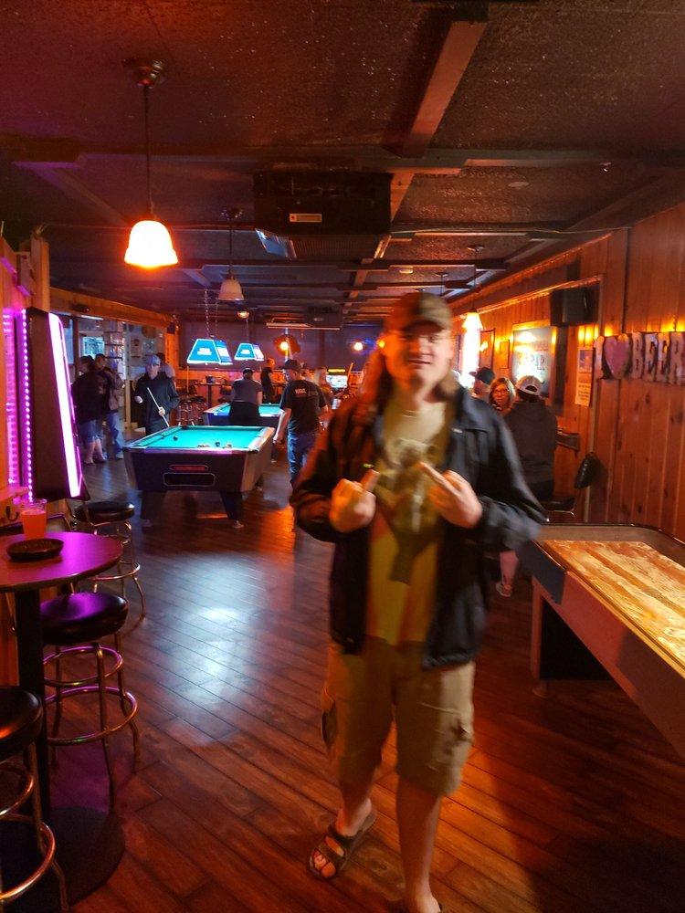 Ponderosa Bar & Lounge: 41 E Railroad Ave, Green River, WY
