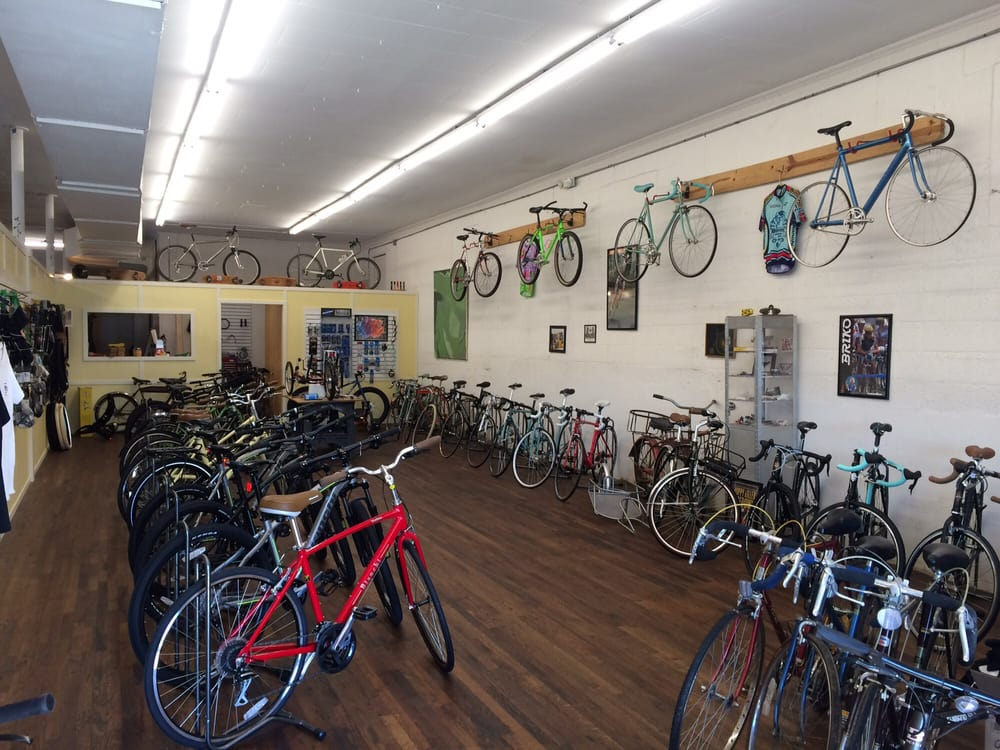 Mounty Airy Cyclery: 144 W Oak St, Mount Airy, NC