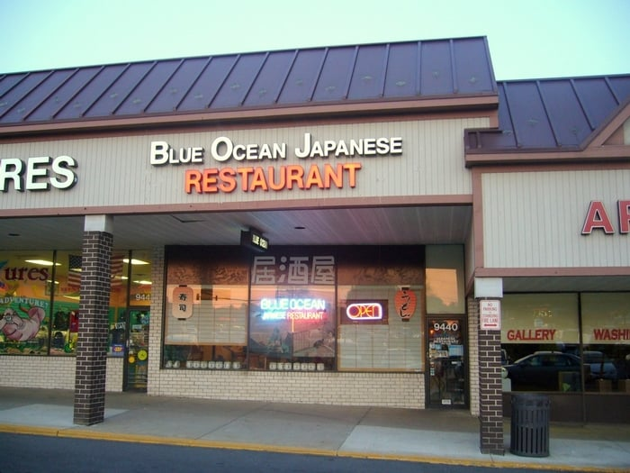 Blue Ocean Japanese Restaurant Fairfax Va