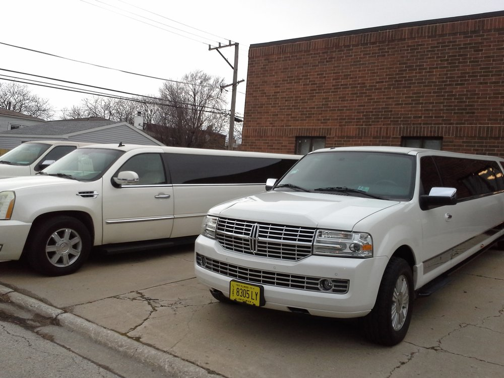Limousine of Chicago: 181 W Madison St, Chicago, IL