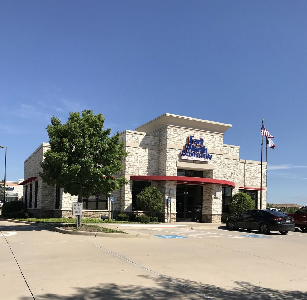 Fort Worth Community Credit Union: Burleson Office, Burleson, TX
