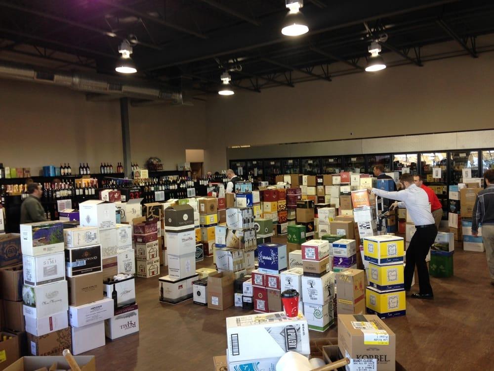 The Vintage - Wine, Spirits & Beer: 8971 Crossroads Blvd, Chanhassen, MN