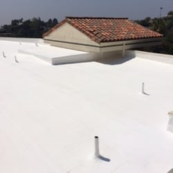 Amazing Photo Of Roof Rx   San Diego, CA, United States. White Solar Reflective