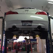 Enthusiast Auto Care - Concord, CA, United States. Very profesional and trustworthy. I would highly recommend Eugene as a Infiniti Surgeon