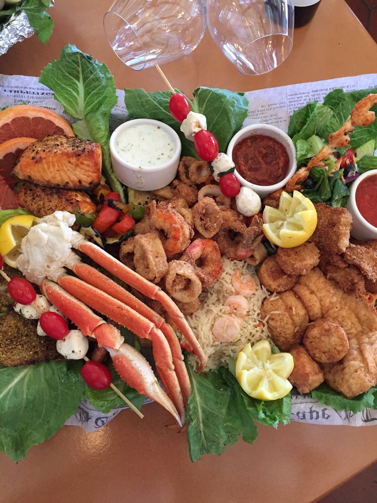 Carolina Seafood And Steak Myrtle Beach