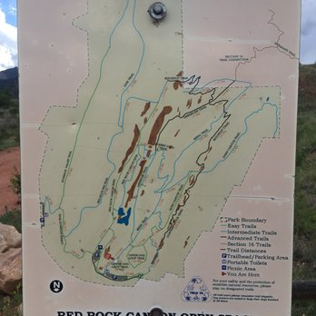 Image result for red rock canyon open space off leash dog area