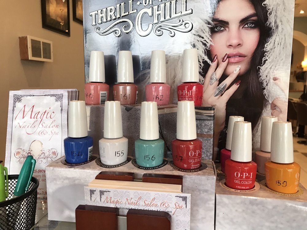 Magic Nails - 155 Photos & 28 Reviews - Nail Salons - 6300 S Kingery ...