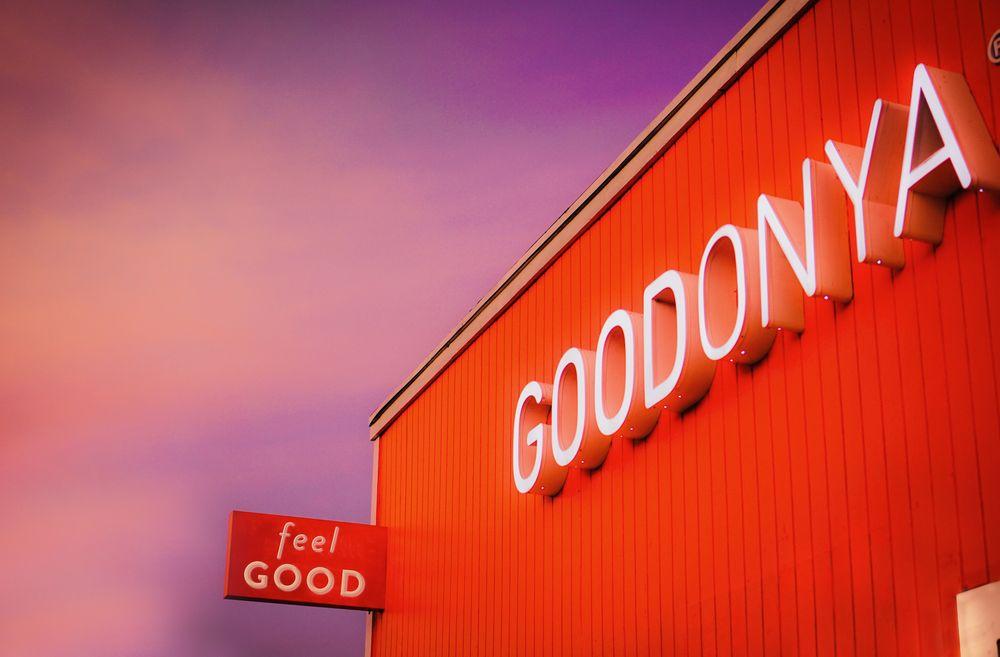 GOODONYA® Organic Eatery