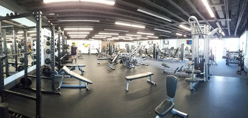 Healthy Evolution Fitness: 195 N Brevard Ave, Cocoa Beach, FL