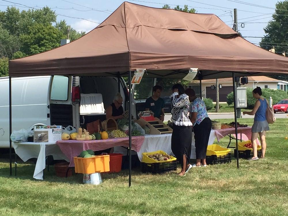 Ravens Farmers' Market: 1555 S James Rd, Columbus, OH