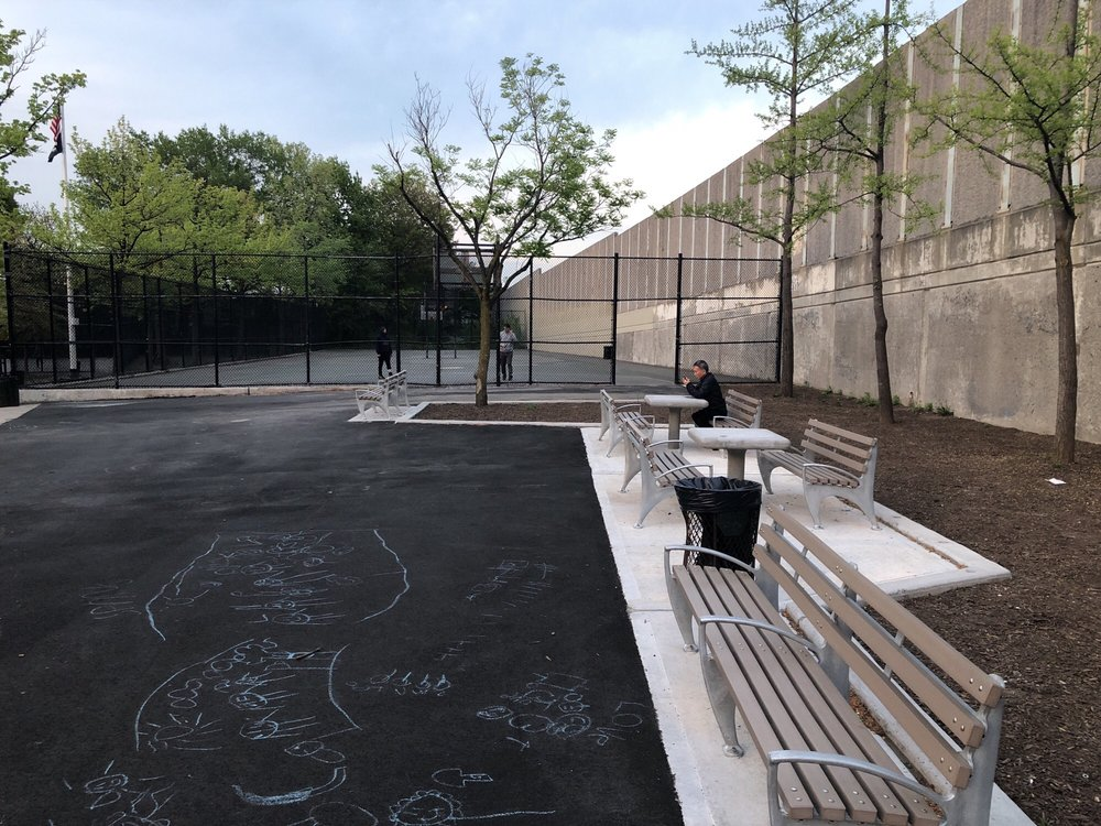 Walter Crowley Playground: 83-07 57th Ave, Queens, NY