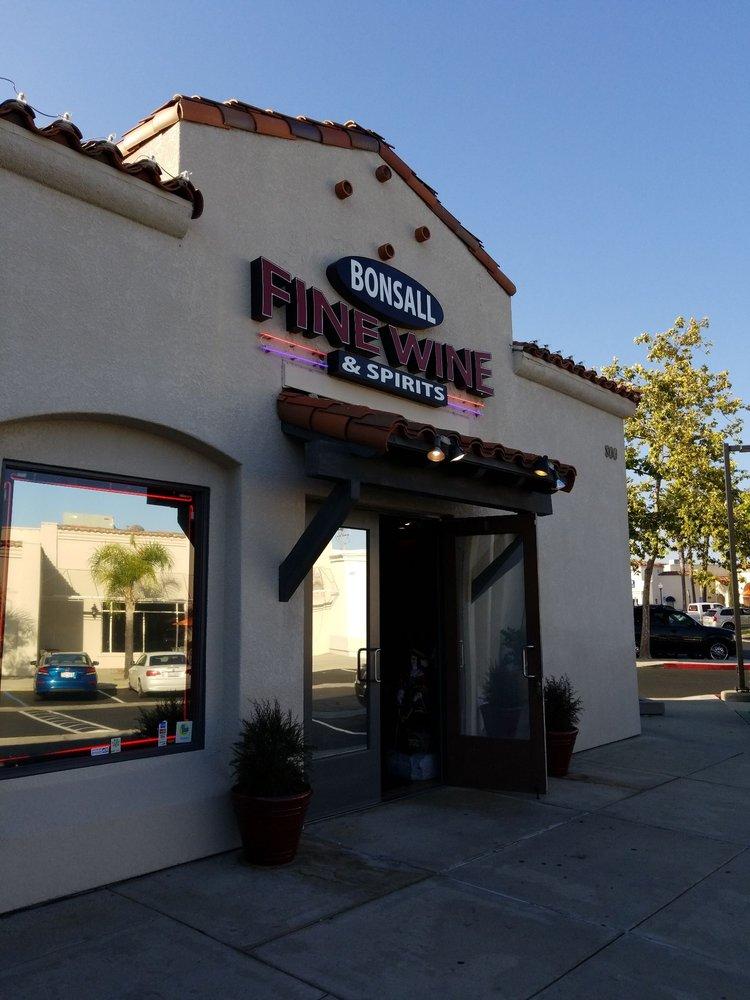 Bonsall Fine Wine and Spirits: 5256 S Mission Rd, Bonsall, CA