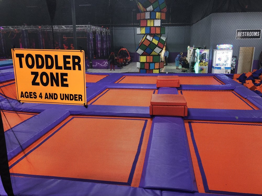 Surge Trampoline Park Digital Concierge New Orleans