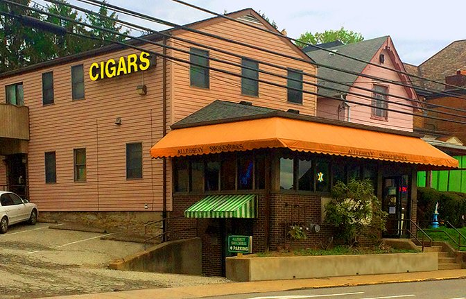 Allegheny Smokeworks: 217 Freeport Rd, Pittsburgh, PA