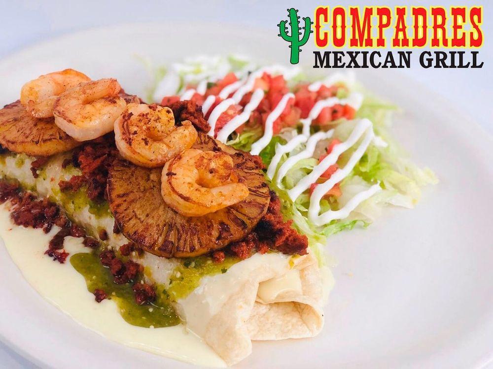 Compadres Mexican Grill - Edinboro: 220 W Plum St, Edinboro, PA