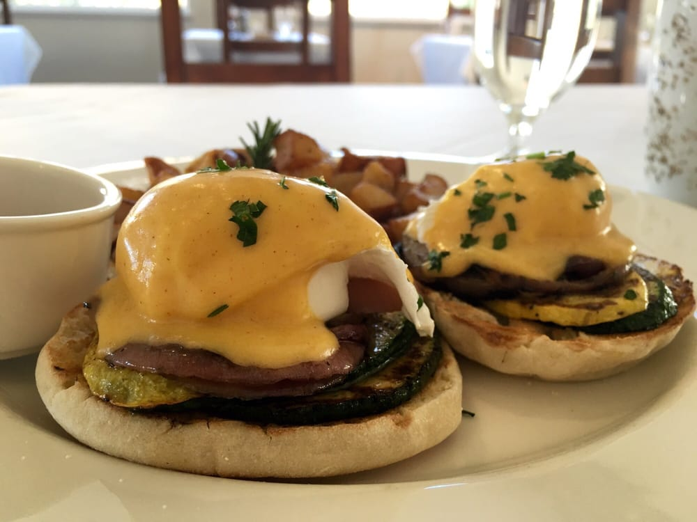 ... United States. Vegetable Eggs Benedict sub classic hollandaise - $17
