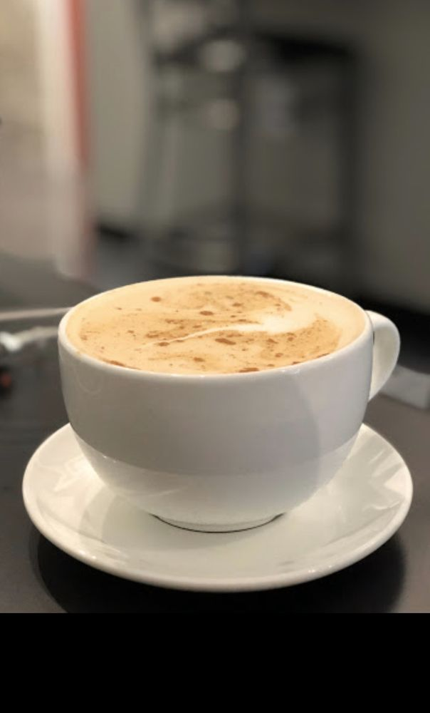 Hard Bean Coffee Cafe: 202 W US Hwy 80, White Oak, TX