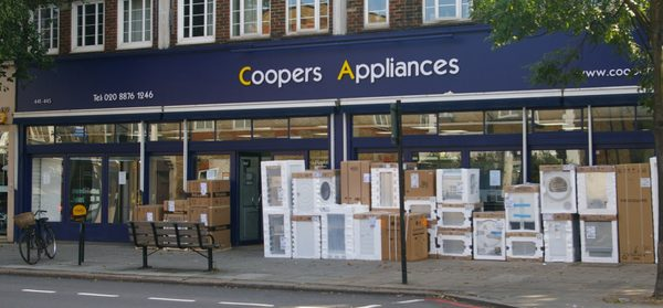 Coopers Electrical Store Hvidevarer 441 445 Upper