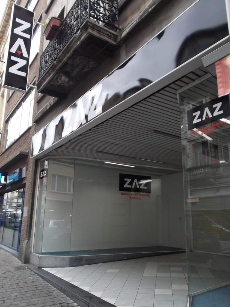 Zaz schoenenwinkels chauss e d 39 ixelles 89 matonge - Garage chaussee de bruxelles dampremy ...