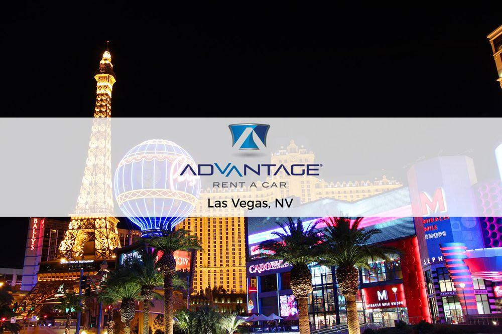 Advantage Car Hire Las Vegas
