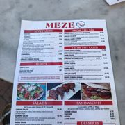 Table Photo Of Meze Turkish Restaurant Miami Beach Fl United States