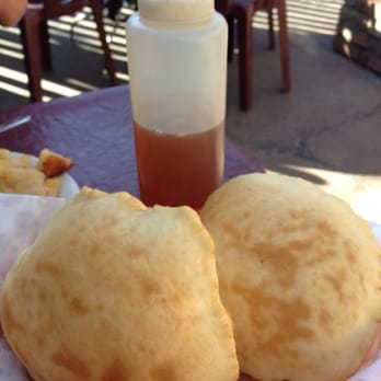 Photo Of El Patio De Albuquerque   Albuquerque, NM, United States. Fresh  Sopapillas