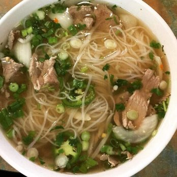 Photo Of Bamboo Kitchen   Cincinnati, OH, United States. Beef Pho. A