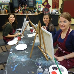Photos for pinot 39 s palette st matthews yelp for Paint and sip louisville co