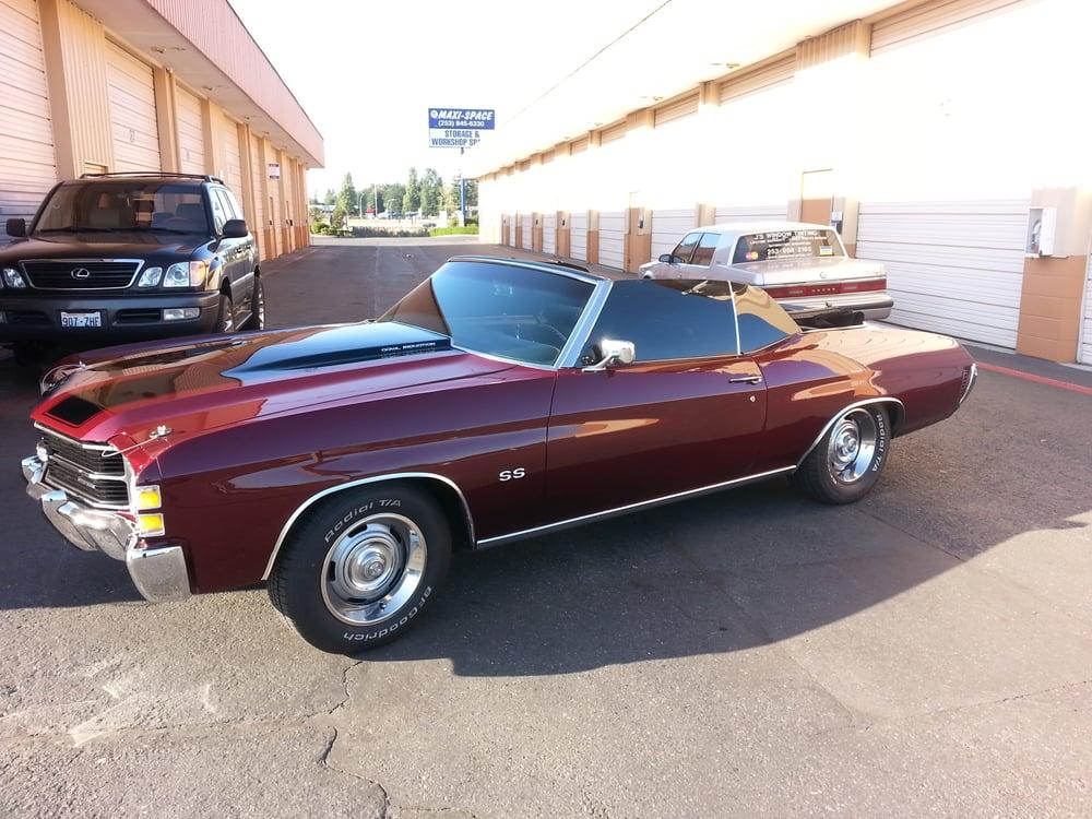 Photo Of J S Window Tinting Tacoma Wa United States 76 Impala Ss