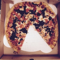 pizza machine taft